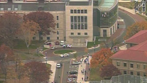 Classes in three Ohio State academic buildings were canceled after a bomb threat.