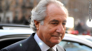 Bernard Madoff pleaded guilty in 2009 to 11 counts relating to the largest Ponzi scheme in history.