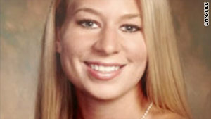 Natalee Holloway, 18, was last seen in May 2005 leaving an Aruban nightclub.