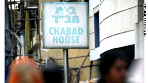 Rabbi Gavriel Noach Holtzberg and his wife, Rivka, were killed in Chabad House, a Jewish cultural center in Mumbai.