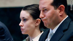 Casey Anthony has been charged with capital murder in the death of her 2-year-old daughter.