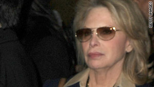 Hollywood publicist Ronni Chasen was found dead in her car November 16 on her way home from a movie premiere.