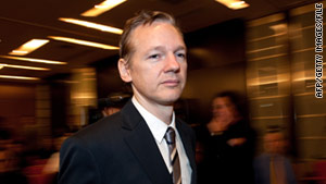 WikiLeaks founder Julian Assange surrendered to British authorities last week. He is set to appear in court Tuesday.