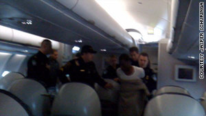 Umar Farouk AbdulMutallab is accused of attempting to set off an explosive device on a flight to Detroit last Christmas.