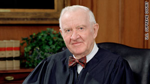 Retired Justice John Paul Stevens has been a powerful voice against the death penalty.