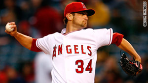 Angels pitcher Nick Adenhart, 22, was beginning his first full season in the majors when he was killed in 2009.
