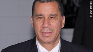 Gov. David A. Paterson commuted White's prison sentence on Thursday.