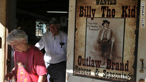New Mexico Gov. Bill Richardson has until Friday to decide if he will issue a pardon for Billy the Kid.