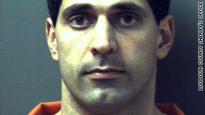 Authorities say Elias Abuelazam was targeted with a poisoned apple from a fellow inmate.