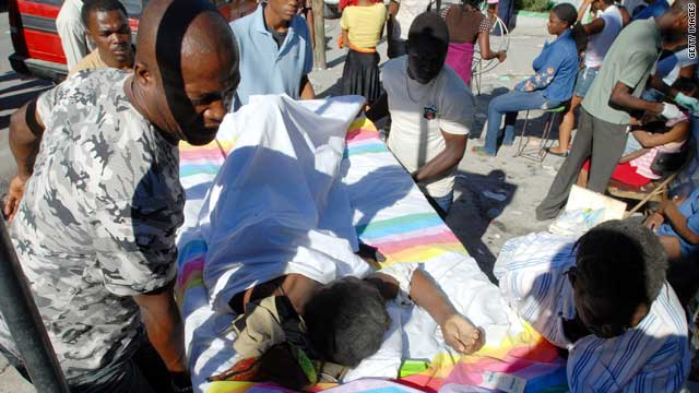 Medical experts say the devastation from the Haiti earthquake could affect public health for years.