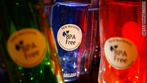 A handful of states and cities have passed laws in some form banning BPA in products meant for children.