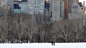 A lack of predators in the park could exacerbate an outbreak, officials said.