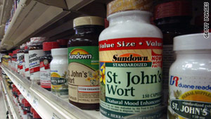 Herbal remedies such as St. John's wort can dilute, intensify, or exacerbate the side effects of prescription heart drugs.