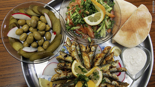 In a study, people who most closely followed a Mediterranean-like diet were 36% less likely to have areas of brain damage.