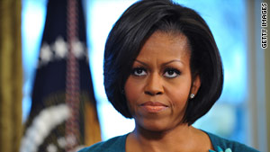 First Lady Michelle Obama is spearheading the White House effort to fight obesity.