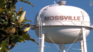 Mossville, Louisiana: Like an 'experiment'