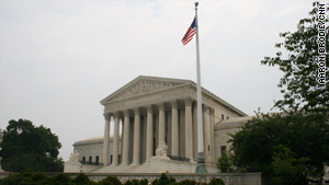 Justices will decide whether drug makers can be sued outside a special judicial forum set up by Congress in 1986.