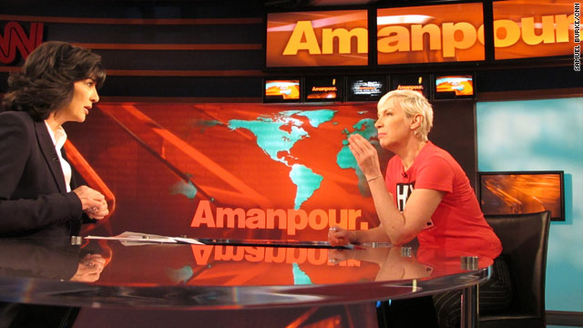 "Annie Lennox: ""This has been a killer for years and it's not getting any better."""