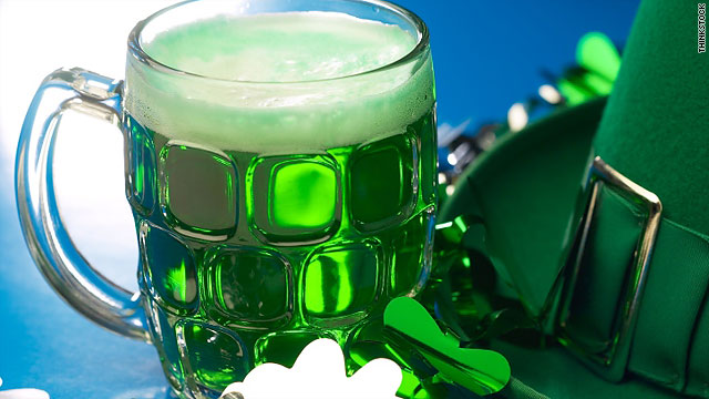 Don't overdo the drinking on St. Patrick's day -- there's no scientific way to cure a hangover.