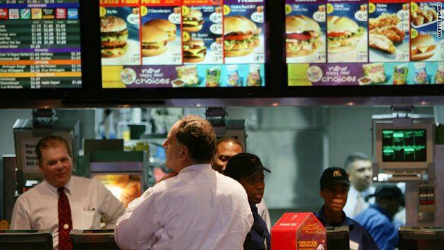 The health care law requires chain restaurants that have 20 locations or more to display caloric information.