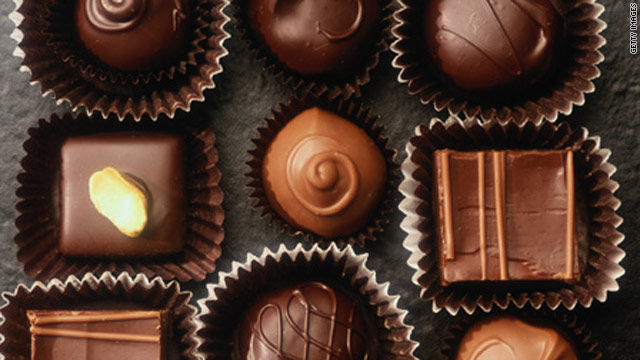 Eating chocolate may be a form of self-medication for depressed people or it may simply be a comfort food.