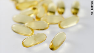 In theory, fish oil could help cognition because it's rich in omega-3 fatty acids.