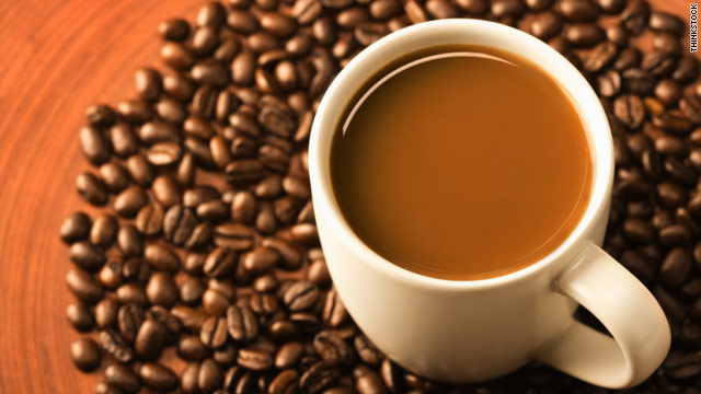 Research suggests that despite the downsides of coffee, it may  have an upside, such as antioxidants.
