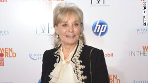 Barbara Walters urges everyone, especially women, to get their heart checked.