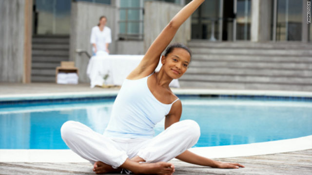 Cancer patients who took yoga had lower levels of fatigue and daytime sleepiness