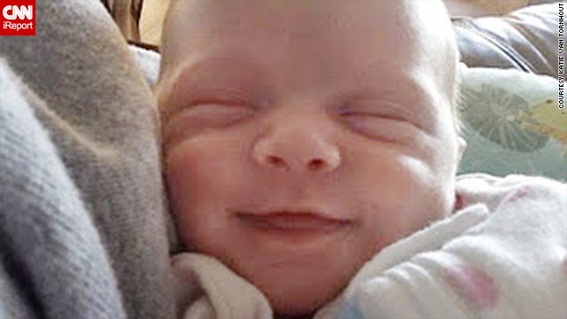 Callie Grace Van Tornhout died five weeks after her birth, leaving her parents grief-stricken.