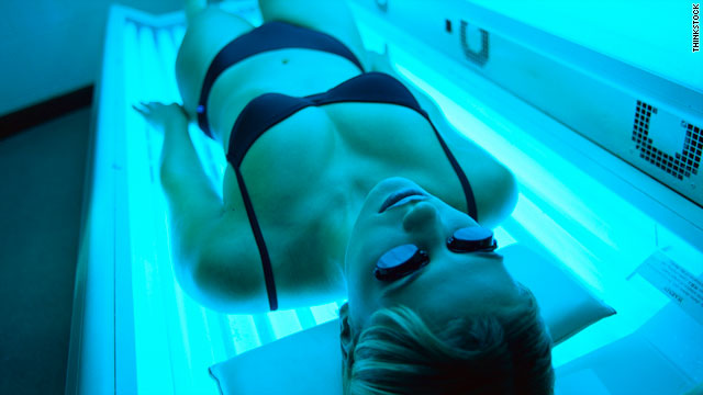 People who have tanned indoors have a 75 percent higher risk of melanoma than people who have never tried it, study says.