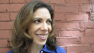"""In watching her husband, Bruce Feiler, work on """"The Council of Dads,"""" Linda Rottenberg learned about male intimacy."""