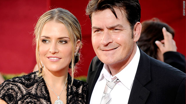 High-profile troubled marriages are nothing new. Actor Charlie Sheen was arrested in connection with an argument he had with his wife, Brooke Mueller, last Christmas Day.