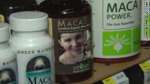 Maca is sold in several forms including powder and capsules.