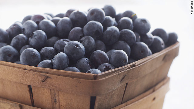 "In addition to protecting against heart disease and diabetes and improving brain function, blueberries may also help reduce visceral ""toxic"" belly fat."