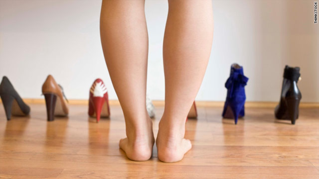 A new study shows that regularly wearing high heels can cause muscle and tendon changes in your legs.
