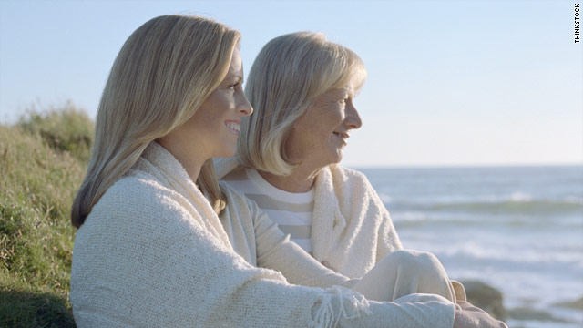 Hearing your mother's account of menopause can create a self-fulfilling prophecy, says women's health expert Dr. Northrup.