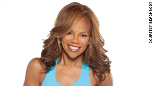 Donna Richardson Joyner's Body Gospel DVDs released in June tunes workouts to praise songs.