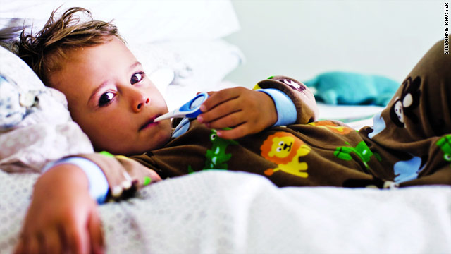 Symptoms of many children's illnesses routinely worsen at night. Have a plan in place.