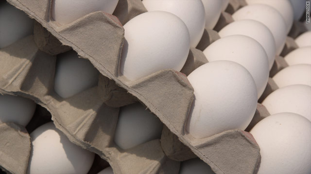 There were 426 cases of salmonella contamination at Wright County Egg in the two years before the egg recall.
