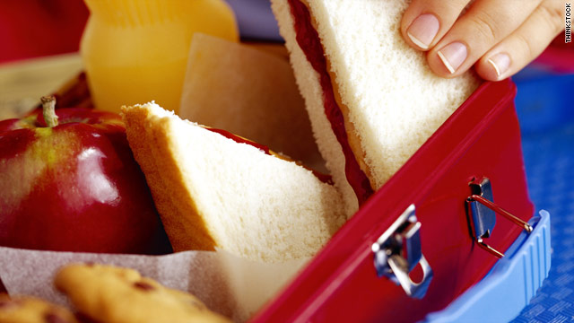 Some children go all day without eating their lunch because they are ridiculed for eating special foods.