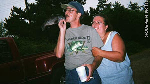 David Sklar enjoyed fishing and spending time outdoors wth his family.