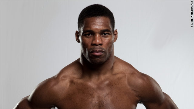 Herschel Walker's genesis into a Renaissance jock (Olympic bobsledder, Heisman winner) sprang from chubby beginnings.