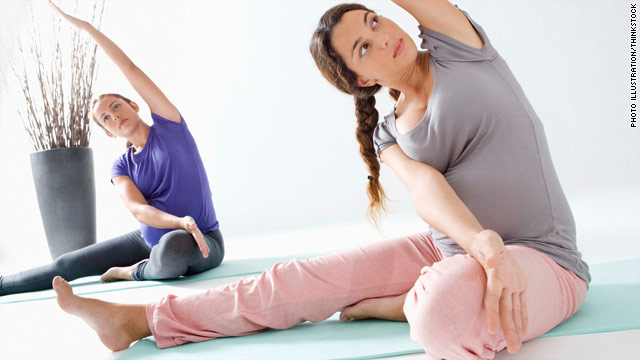 Studies show that low-impact yoga can help reduce pain, fatigue and stiffness in fibromyalgia patients.