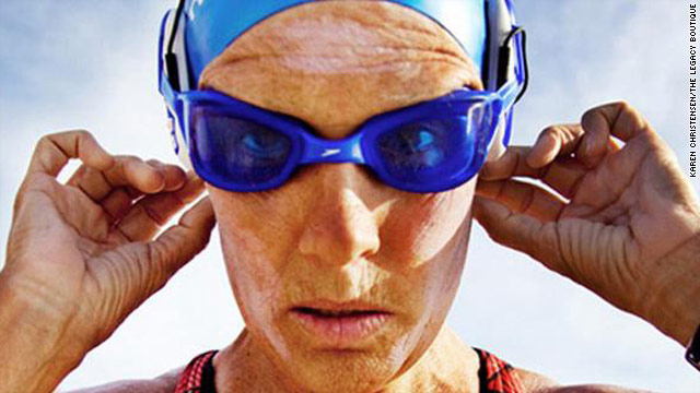 Diana Nyad says big swim is Sunday