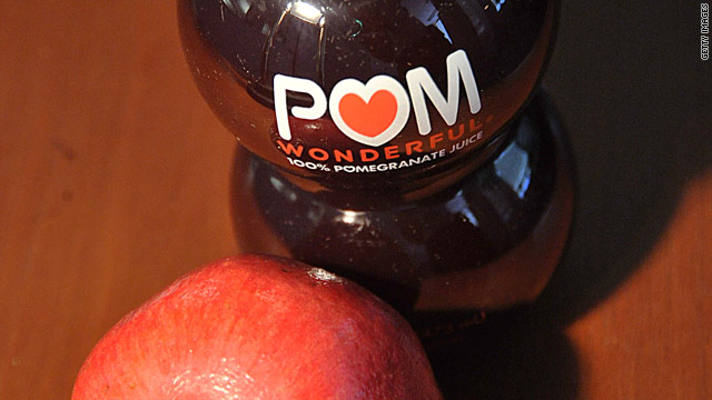 Pom Boozled Do Health Drinks Live Up To Their Labels Cnn Com