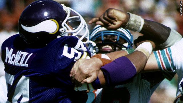 Fred McNeill sometimes remembers his time with the Minnesota Vikings more clearly than what happened yesterday.