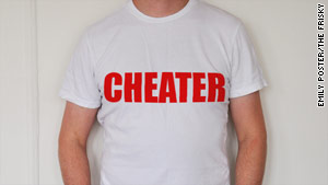 When a husband cheats, he usually faces less anger than the woman he cheated with.