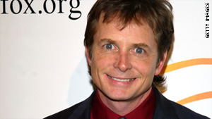 The Michael J. Fox  Foundation raises funds for research on better treatments for Parkinson's Disease.