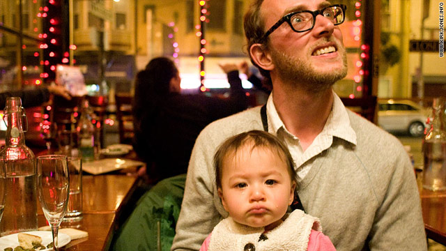 Matt Gross, and his daughter Sasha, like a good bar -- and not  just in Brooklyn. Here they visit one in San Francisco, California.